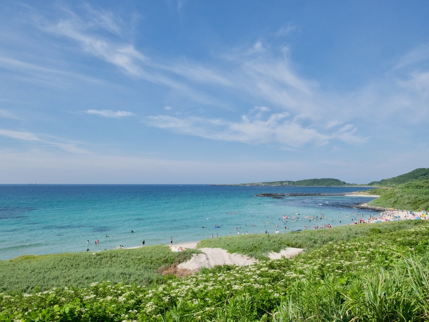 Beach at Tsunoshima